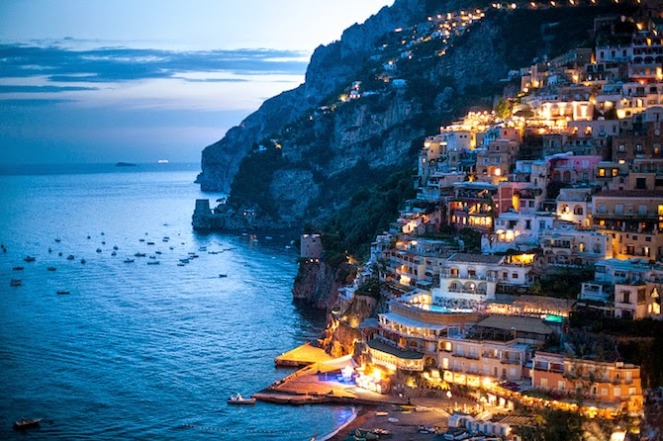 Positano-Amalfi-Italy_Night